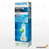 Philips Master Colour CDM-T Elite 50 Watt G12 930 WDL HCI-T HQI HCI