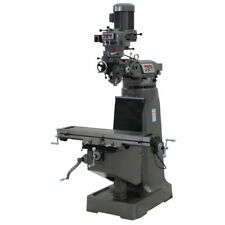 Jet 692182 Jtm 1 Mill With 3 Axis Newall Dp500 Dro Knee