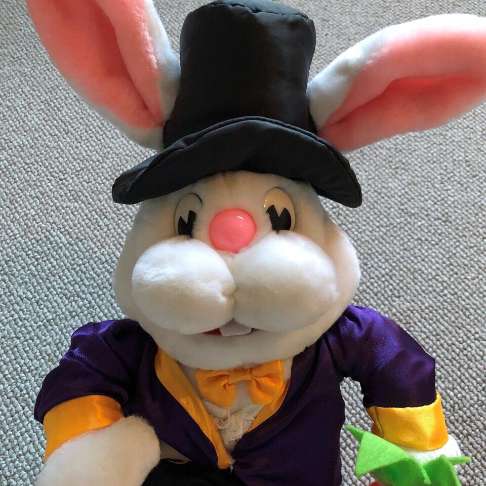 Eventyrsteatret maskot kanin bamse, Eventyrsteatret