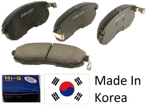 OEM Rear Ceramic Brake Pad Set For Hyundai Santa Fe 2007-2009