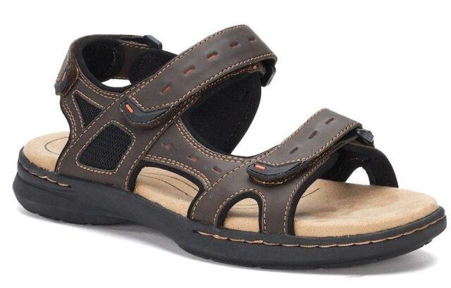 Croft \u0026 Barrow Ortholite Mens Sandals