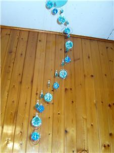 53-034-Mirror-Ball-Wind-Chime-Mobile-By-Leonardo-Xmas-Gift