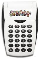 Seven Dwarfs Calculator. Grumpy, Dopey, Doc, Happy...disneyland....free Shipping
