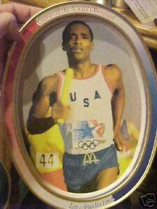 1984-McDonald-039-s-Los-Angeles-Olympics-metal-tray-XXIII