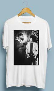 0c070540bc83 Vintage Michael Jackson With Marvin Gaye T Shirt Gildan Size S M L ...