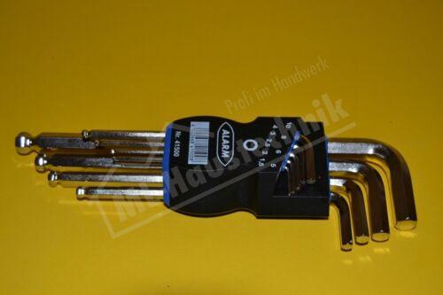 Sechskant Stiftschlüssel satz Imbusschlüssel Imbus Set 1,5-10mm Kugelkopf