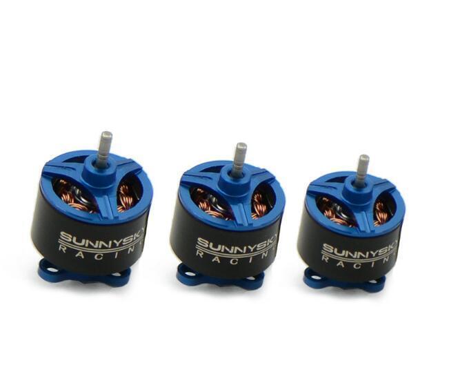 4x Sunnysky 0705 15000KV Metal RC Brushless Motor Motor Motor for 60 70 80 90mm Micro Drone b2cb24