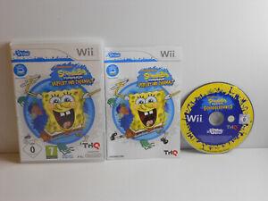 SpongeBob Schwammkopf: Verflixt und zugemalt für Nintendo Wii - Glött, Deutschland - SpongeBob Schwammkopf: Verflixt und zugemalt für Nintendo Wii - Glött, Deutschland