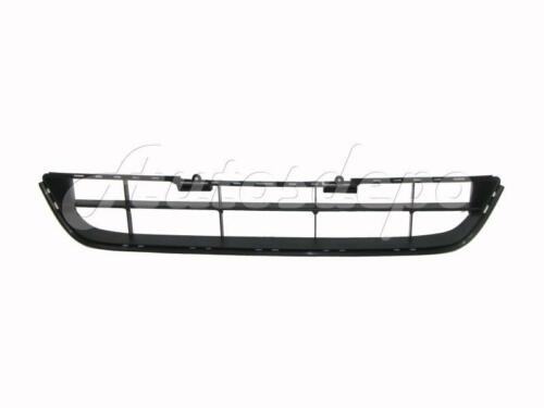 FOR 2006-2007 HONDA ACCORD COUPE FRONT BUMPER LOWER GRILLE CENTER BLACK
