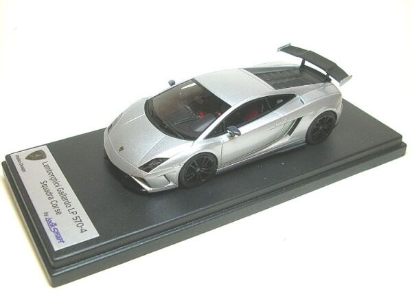 Lamborghini Gallardo LP 570-4 squadra corse (gris)