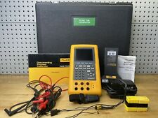 Fluke 741b Documenting Multifunction Process Calibrator With Battery And Charger