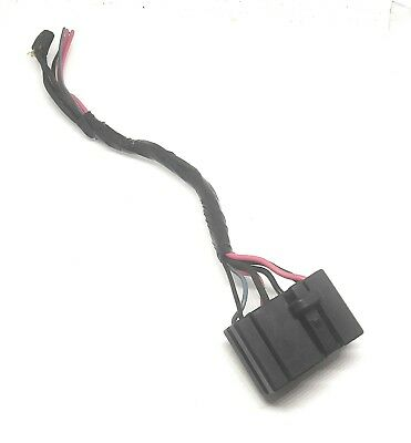 Front Door Lock Switch Button Wire Wiring Harness Plug Pigtail Connector |  eBayeBay