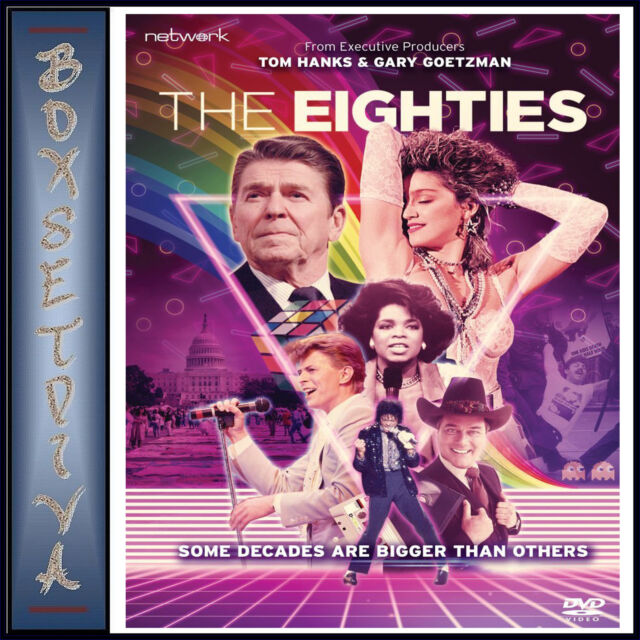 THE EIGHTIES - THE COMPLETE SERIES   *** BRAND NEW DVD***
