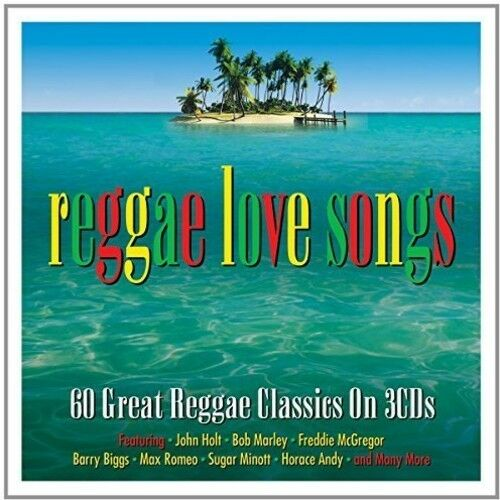 Various Artists - Reggae Love Songs / Various [New CD] UK - Import