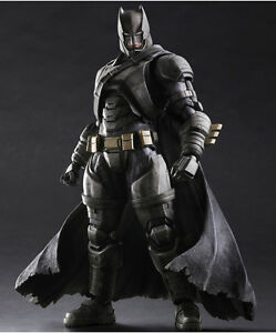 Play-Arts-Kai-Batman-vs-Superman-Armored-Batman-Action-Figures-Statue-Comic-Toy