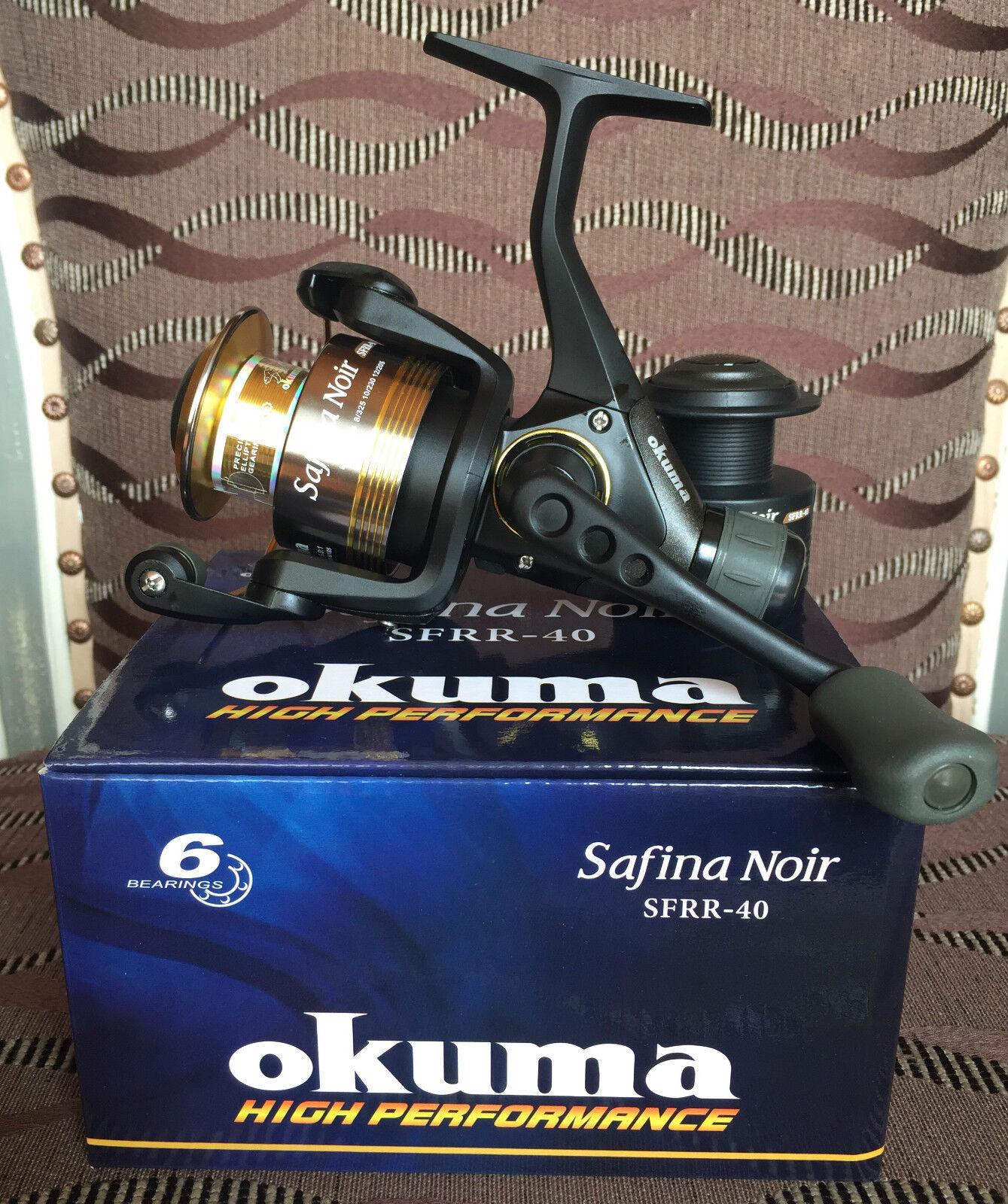 OKUMA Safina nero SFRR - 40 RD spinnrolle