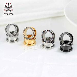 Diamond-Crystle-Ear-Gauges-and-Ear-Tunnels-Body-Piercing-Jewelry-Ear-Plugs-2pcs