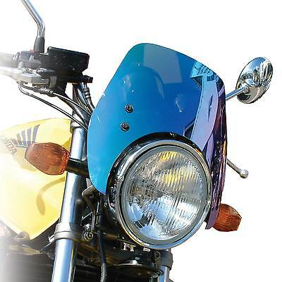 "Bike It Motorcycle / Motorbike 7"" Inch Head Light Protective Superfly Screen"
