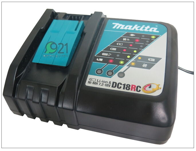 Makita DC18RC Rapid Optimum Charger 220V/7.2-18V Brand New Li-ion Battery Charge