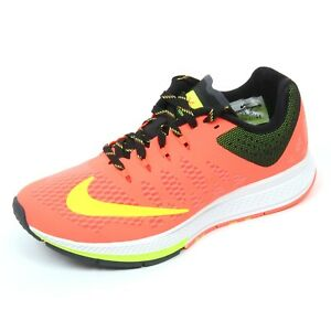 C6006 sneaker donna NIKE AIR ZOOM ELITE 7 arancione fluo shoe woman