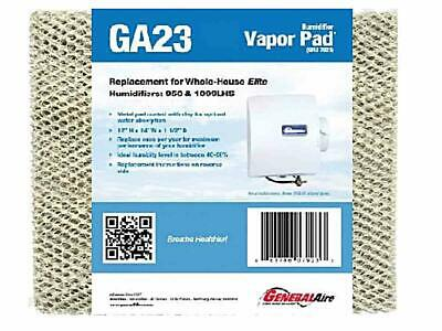 Generalaire GA23 Vapor Pad GeneralAire Humidifier Models 1099LHS /& 950 7923