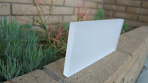Custom Frosted SOLID Acrylic/Plexiglass sheet For LED Display OR ...