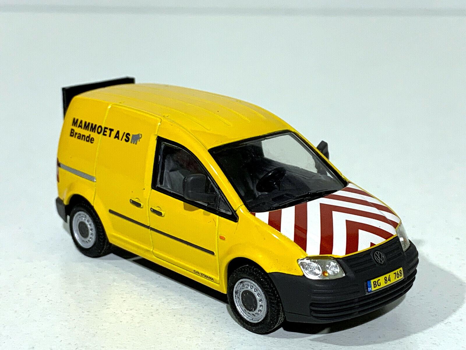 ahorre 60% de descuento WSI camión Modelos, VW Caddy Escort van,  Mammoet Mammoet Mammoet  1 50  ahorra hasta un 70%