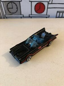 Hot-Wheels-Diecast-Batman-Batimovil-Coche-Mattel