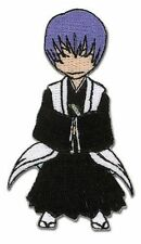 Bleach Gin Chibi Embroidered Patch new iron on hot anime