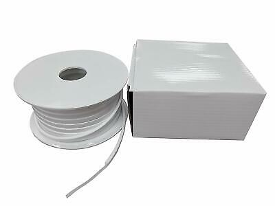 1500.125100-X.DSC PTFE Joint Sealant 1//8 Wide x 100 Spool PVC and Fiber Glass Flanges STCC Assigned by Sterling Seal /& Supply, Concrete Lids Fume Ducts
