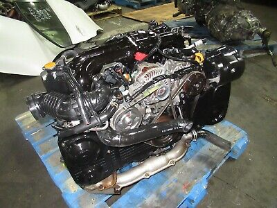 2008 2012 Subaru Impreza Wrx 2 0l Turbo Engine Ej205 Ej255 Engine Legacy Gt Ebay