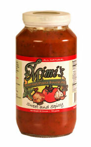 Mimi's Gourmet Pasta Sauce Sweet and Spicy