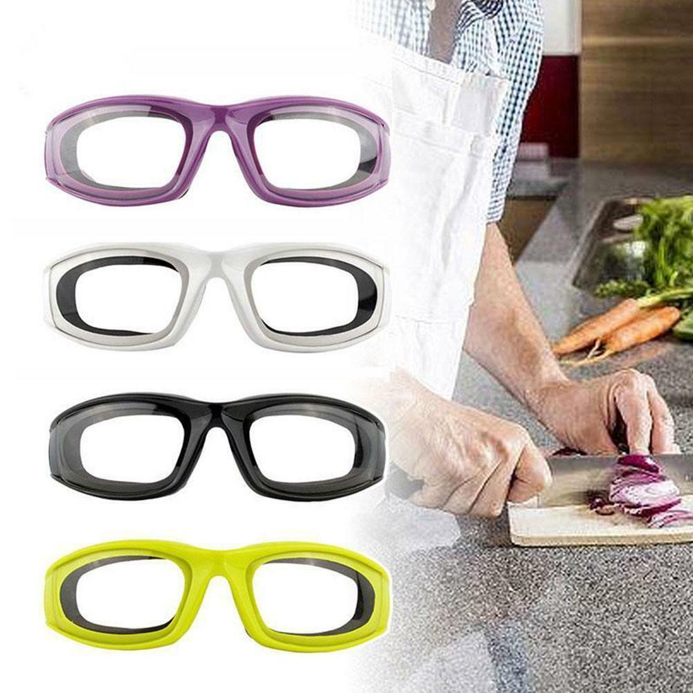 Kitchen Onion Goggles Anti Tear Cutting Chopping Eye Protect Glasses Hot