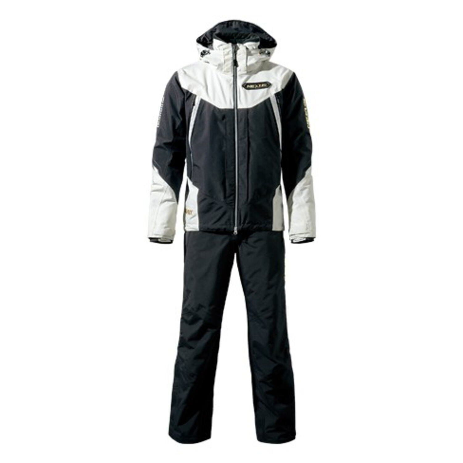 NEW Shimano Japan NEXUS Gore-Tex cold weather suit RB-114M White 2XL Warm cloth