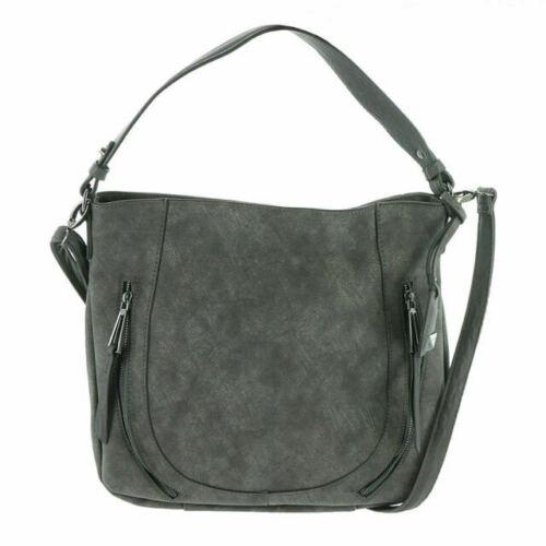 Slate Grey Color $108.00 Jessica Simpson Roxanne Hobo MSRP