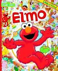 Look and Find Elmo (2010, Hardcover)