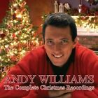 Complete Christmas Recordings 2 Disc Set Andy Williams 2013 CD