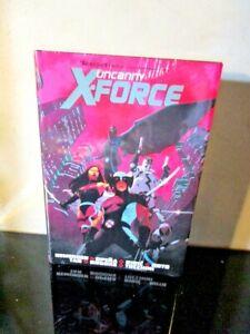 MARVEL NEW SEALED Uncanny X-Force By Remender Omnibus HC New Ptg