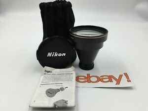 Womenswear Genuine Nikon TC-E3ED Telephoto Converter - NEW