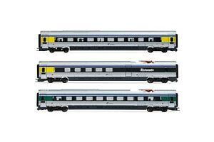 LIMA-EXPERT-HL4673-Set-tre-carrozze-per-ETR-610-livrea-FS-ex-Cisalpino