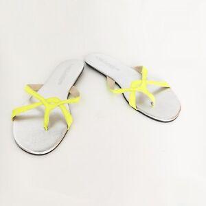 LISE-LINDVIG-Sandals-Yellow-Fluor-EU-40