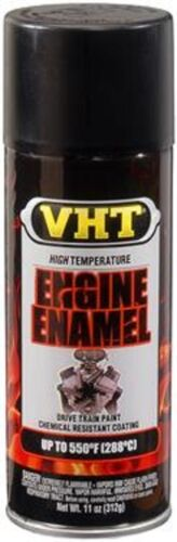 VHT SP130 Flat Black Engine Enamel