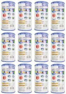 12-Intex-Replacement-Filter-Cartridge-A-2-Cases