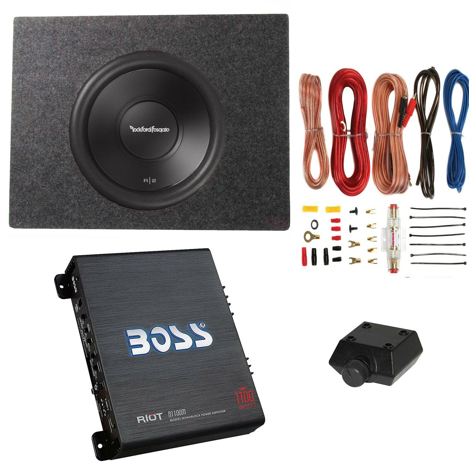 Rockford Fosgate 500w Subwoofer Q Power Truck Enclosure Boss 1100w 10 Inch Sub Wiring Diagram Norton Secured Powered By Verisign
