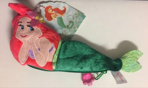 cute The Mermaid Princess bling bling pencil bag makeup bags handbag new