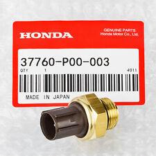 OEM Radiator Coolant Fan Temperature Sensor Water Temp Switch For Honda Acura