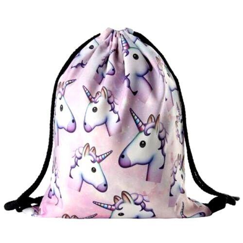 DRAWSTRING BAG PE BAG GYM BAG SPORTS BAG SCHOOL BAG FESTIVAL BAG