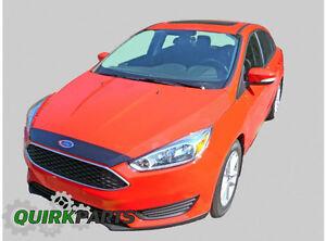 2015-2016-Ford-Focus-Hood-Protector-Bug-Shield-Deflector-Smoke-Aeroskin-Lund-OEM