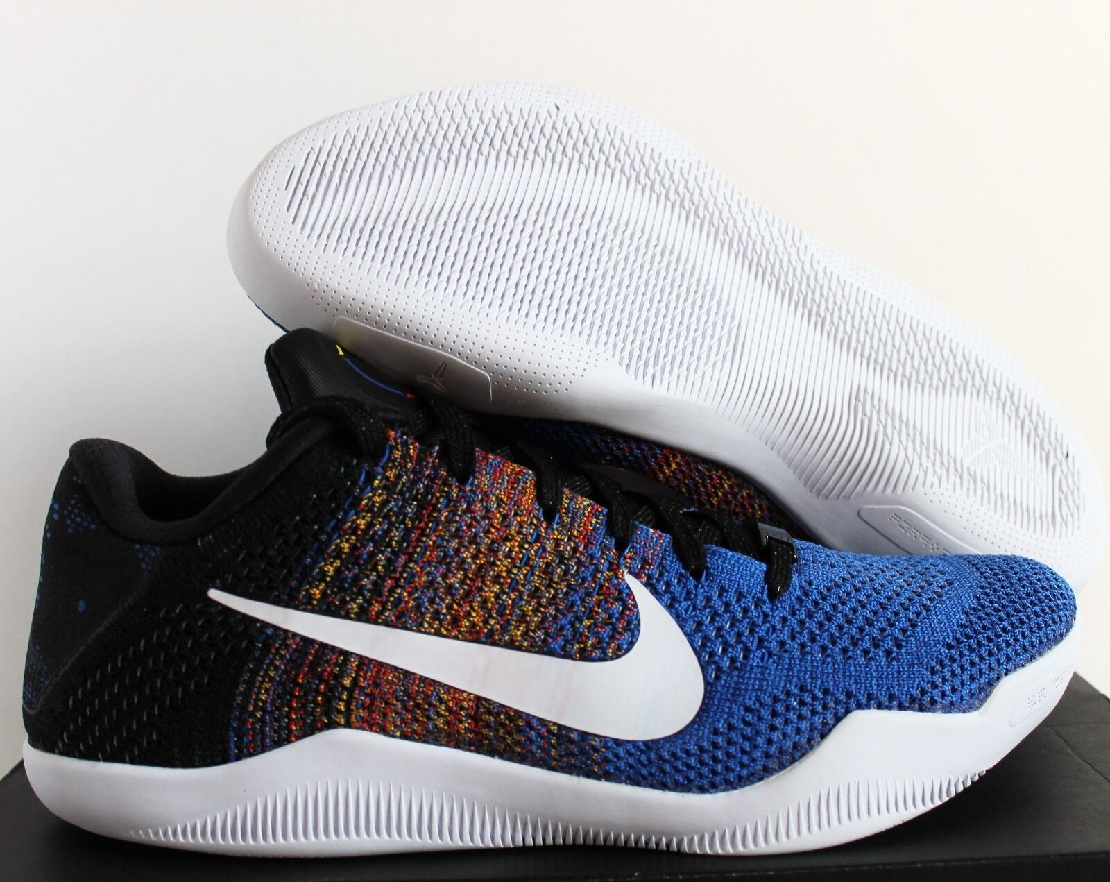 finest selection 39cbb be0a7 best Nike Kobe XI 11 Elite Low BHM Black History Month Men s 822522 914 sz  11