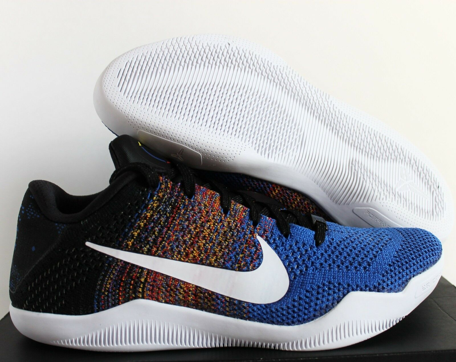 Nike Kobe XI 11 Elite Low BHM Black History Month sz 10 [822522-914]